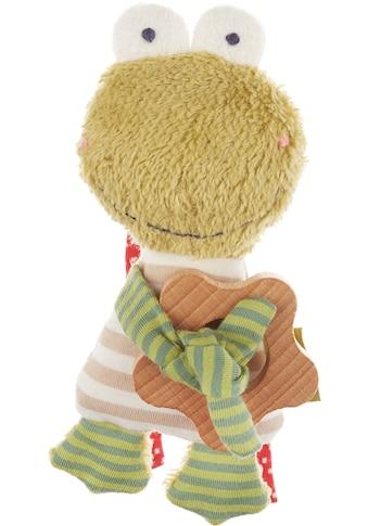 Sigikid Greifling »Green Collection, Frosch«, Made in Europe kaufen