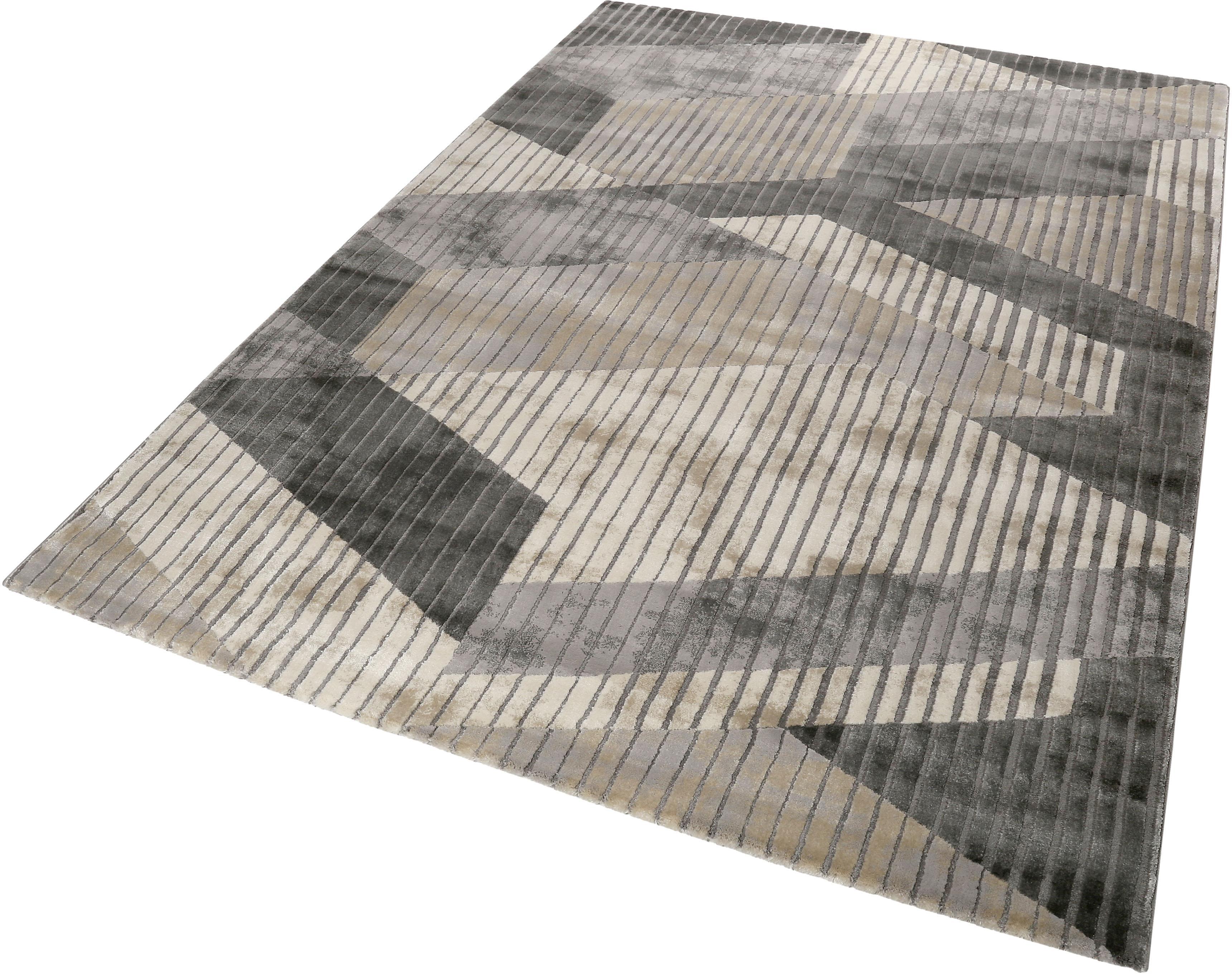 Teppich Tamo Esprit rechteckig Höhe 12 mm maschinell gewebt