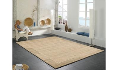 Wollteppich, OCI DIE TEPPICHMARKE, rechteckig, Höhe 7 mm, manuell geknüpft kaufen
