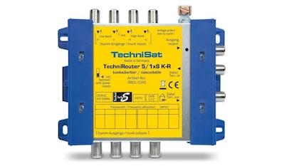 TechniSat SAT-Multischalter, Unicable kaufen