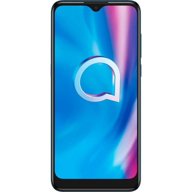 Alcatel 1S 5028D Smartphone (15,8 cm / 6,22 Zoll, 32 GB, 13 MP Kamera)