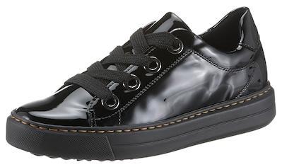 Ara Sneaker »COURTYYARD«, in glänzender Optik, Komfortweite H kaufen