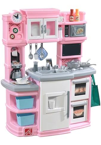 STEP2 Spielküche »Great Gourmet Rosa«, BxLxH: 99x43x117 cm kaufen