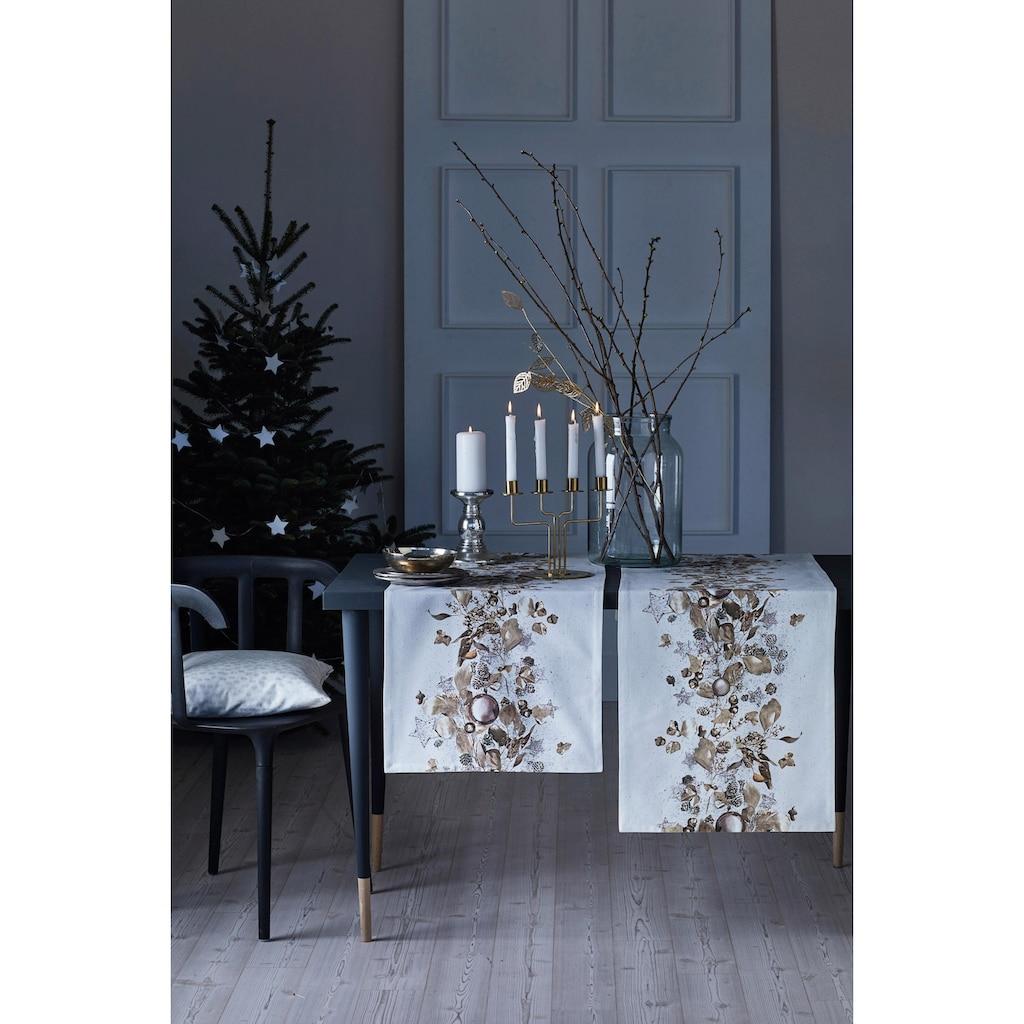 APELT Tischläufer »1508 Christmas Elegance«, Digitaldruck