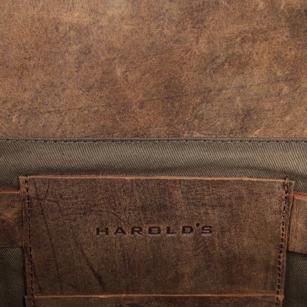 Harold's Aktentasche »ANTIC«, gepolstert