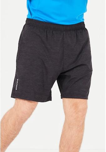 ENDURANCE Shorts »VANCLAUSE 2 in 1 Shorts«, mit haltgebender Innenshorts kaufen