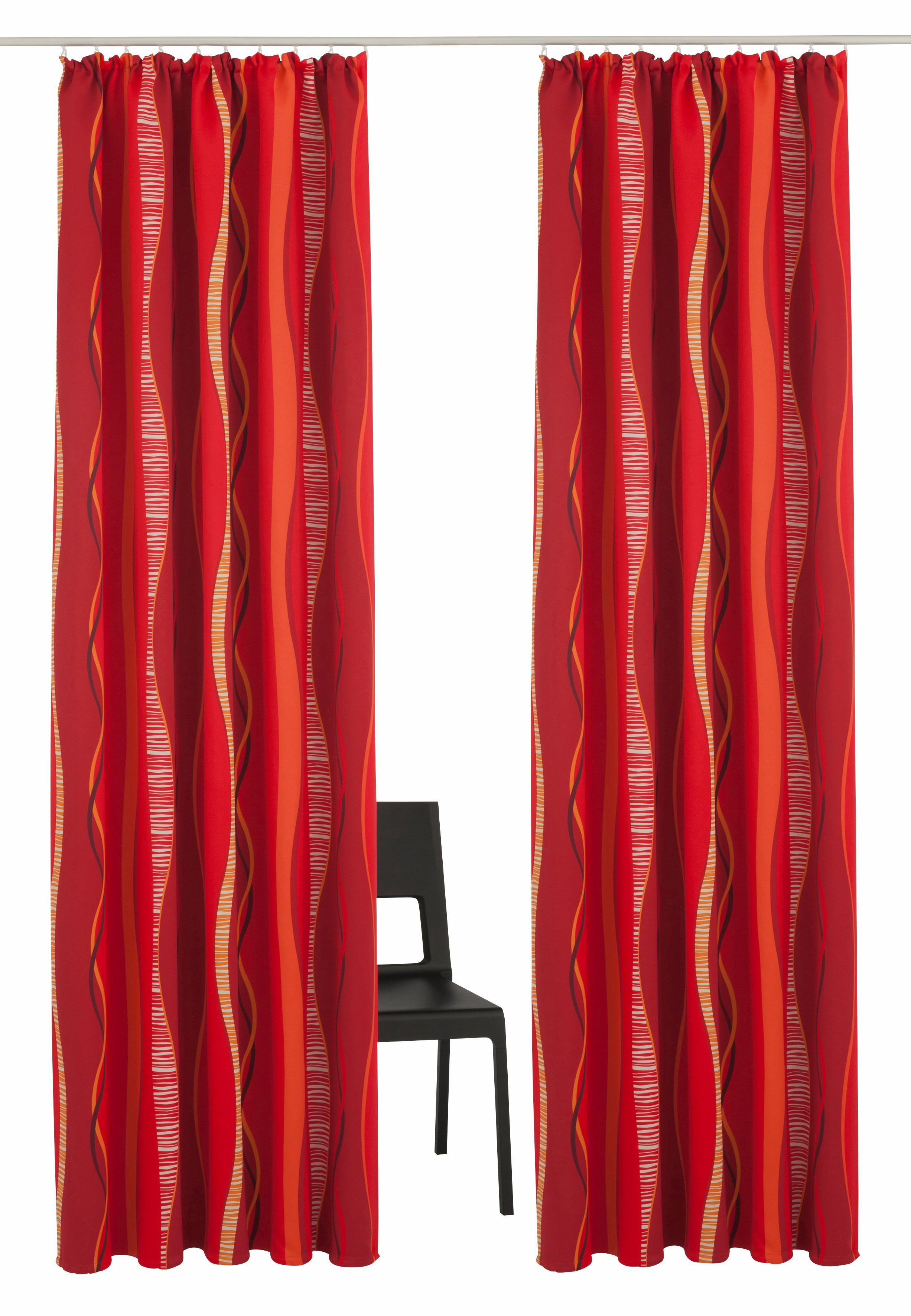 vorhang tinos mit kr uselband 2 st ck vorh nge my home. Black Bedroom Furniture Sets. Home Design Ideas