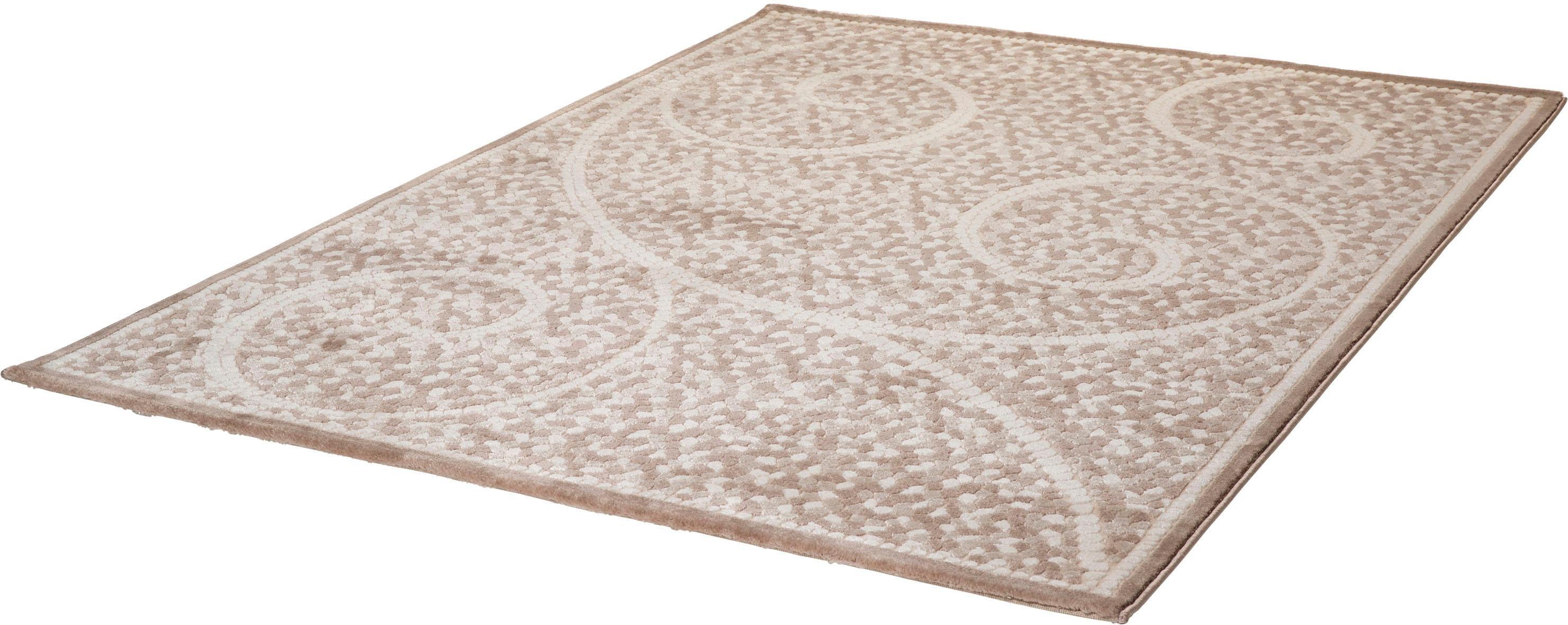 Teppich My Bolero 815 Obsession rechteckig Höhe 16 mm maschinell gewebt
