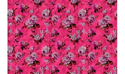 living walls Fototapete »Walls by Patel Wild Roses 3« kaufen
