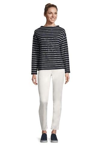 Betty Barclay Sweatshirt »mit Ringel« kaufen