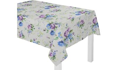 Wirth Tischdecke »MONTROSE«, oval kaufen