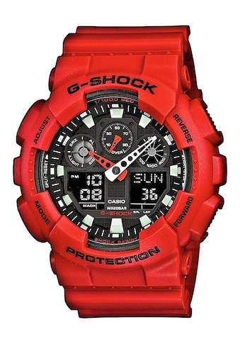 CASIO G-SHOCK Chronograph »GA-100B-4AER« kaufen