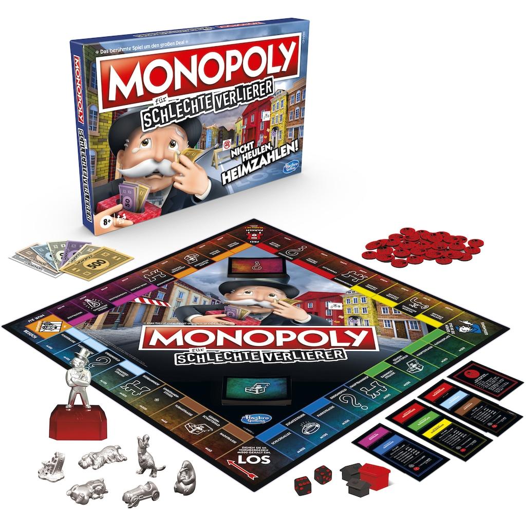 """Hasbro Spiel, """"Monopoly für schlechte Verlierer"""""""