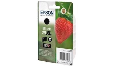 Epson »T2991 XL (29) schwarz C13T29914012« Tintenpatrone kaufen