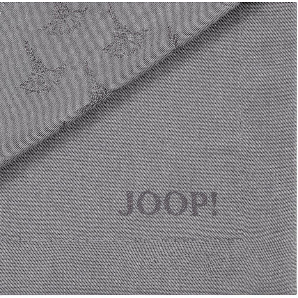 Joop! Tischläufer »FADED CORNFLOWER«, Aus Jacquard-Gewebe gerfertigt mit Kornblumen-Verlauf