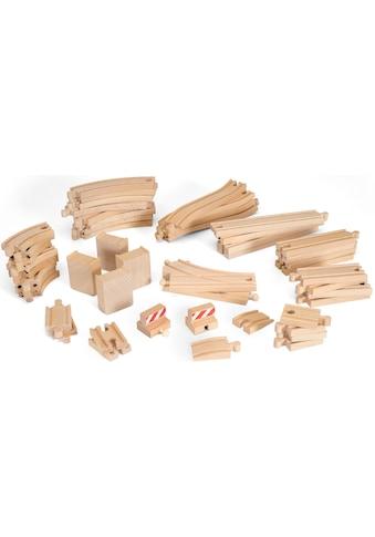 BRIO® Gleise-Set »Holzschienenset, »WORLD Großes Schienensortiment«, FSC®-Holz aus... kaufen