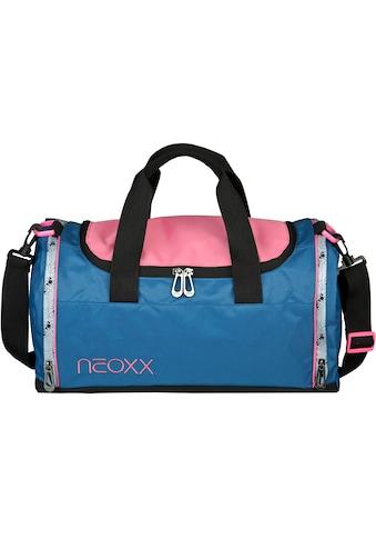 neoxx Sporttasche »Champ, Splash«, aus recycelten PET-Flaschen kaufen