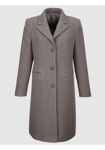 Dress In Wollmantel in edler Qualität kaufen