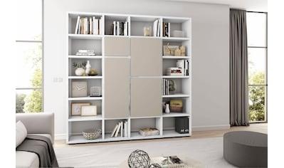 fif möbel Raumteilerregal »TOR511-1«, Breite 227 cm kaufen