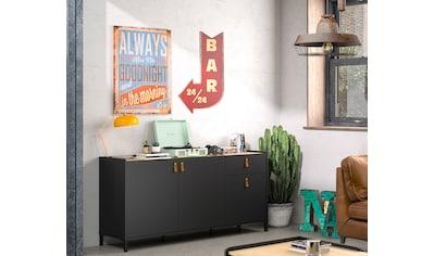 Gami Sideboard »Amsterdam«, mit 3 Türen, 1 Schublade kaufen