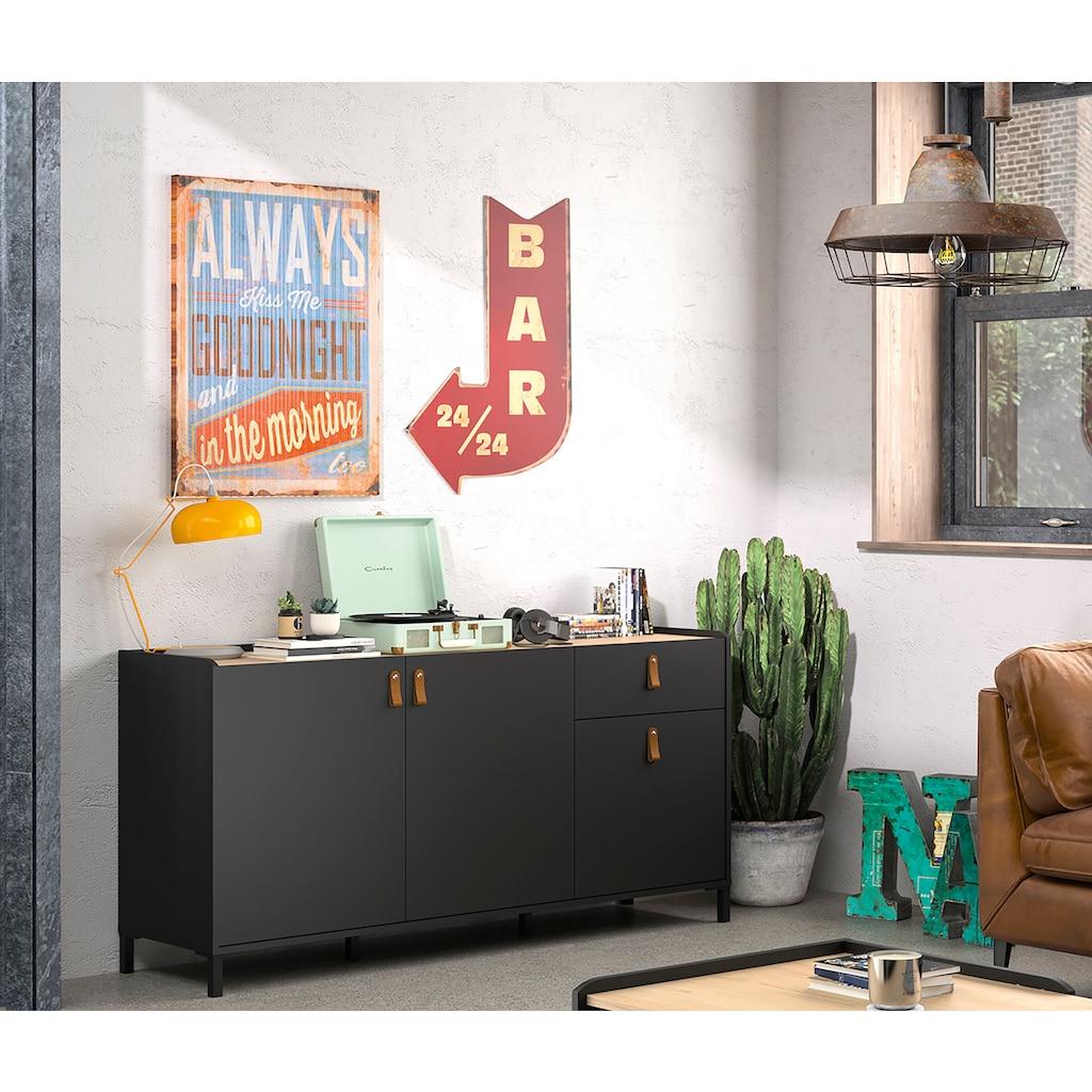 Gami Sideboard »Amsterdam«, mit 3 Türen, 1 Schublade