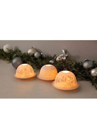 Kerzenhalter »Dome - Lights« (Set, 3 Stück) kaufen