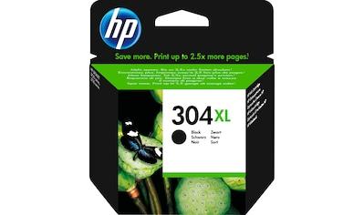 HP »hp 304XL Original Schwarz« Tintenpatrone (1 - tlg.) kaufen