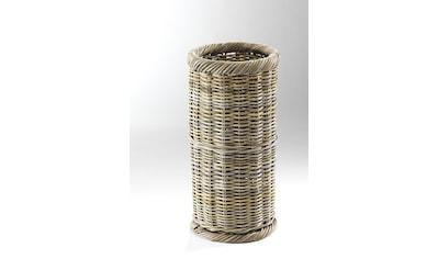 locker Schirmständer, rund, Ø 28 cm, aus Rattan kaufen