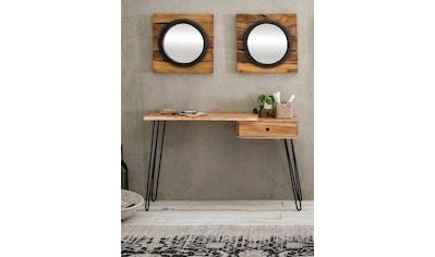 SIT Konsolentisch »Edge«, mit modernen Hairpin Tischbeinen, auch als Schminktisch, Home office Laptoptisch kaufen