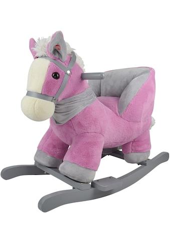 """Knorrtoys® Schaukeltier """"Pferd Lilia"""" kaufen"""