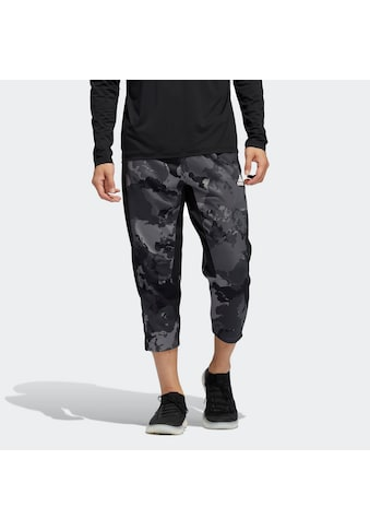 adidas Performance Trainingshose »CONTINENT CAMO CITY CROPPED« kaufen