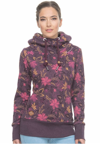 Ragwear Sweater »YODA FLOWERS« kaufen