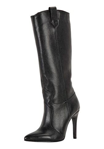 INUOVO High-Heel-Stiefel »Leder« kaufen