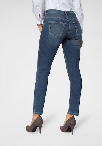 MAC Gerade Jeans »Dream Skinny«, Hochelastische Qualität sorgt für den perfekten Sitz kaufen