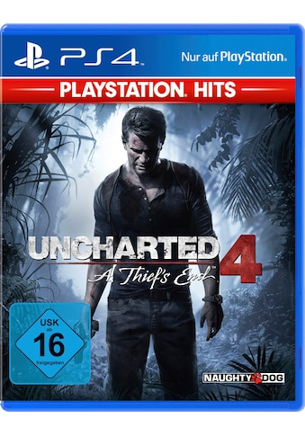 Uncharted 4 A Thief's End PlayStation 4 kaufen