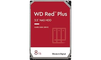 Western Digital »WD Red™ Plus« HDD - NAS - Festplatte 3,5 '' kaufen