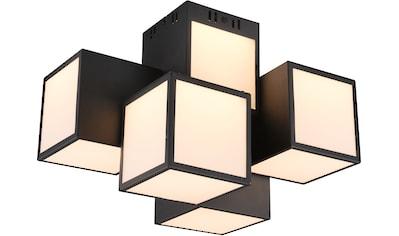 TRIO Leuchten LED Deckenleuchte »Oscar«, LED-Modul, Farbwechsler kaufen