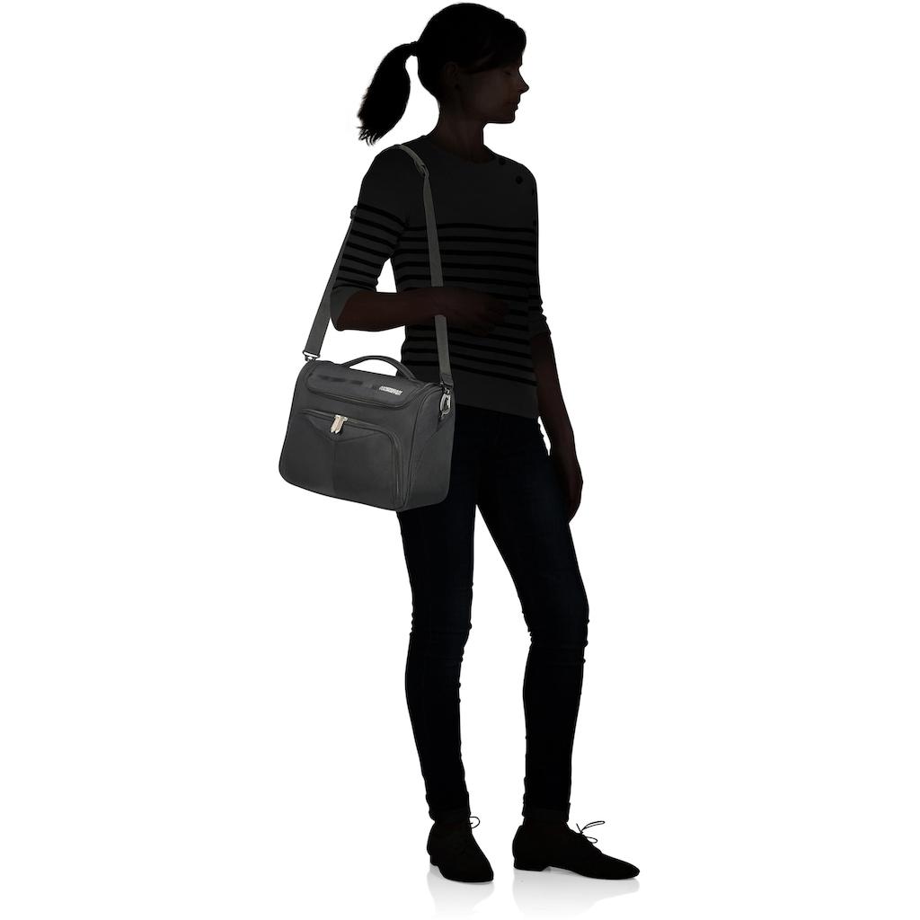 American Tourister® Beautycase »Summerfunk, black«