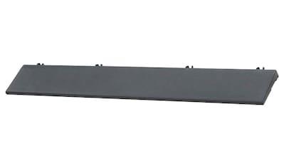 Bergo Flooring Klickfliesen-Kantenleiste, für Kunststofffliesen in schwarz kaufen
