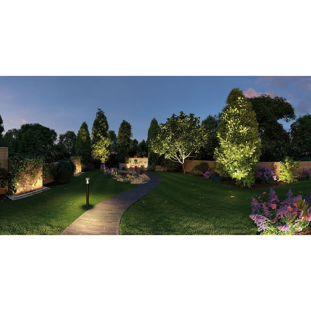 Paulmann,LED Gartenstrahler»Outdoor Plug & Shine Spotlight Sting«,