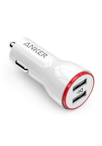 Anker »PowerDrive 2 24W Autoladegerät« USB - Ladegerät kaufen