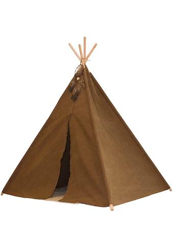 SUNNY Zelt »Indian«, Tipi - Spielzelt, BxLxH: 120x120x160 cm kaufen