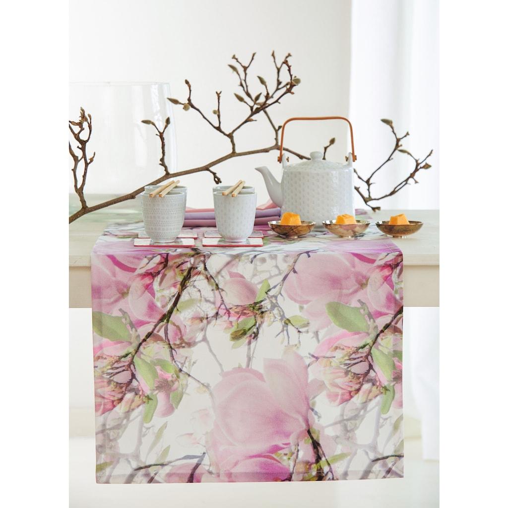 Tischläufer, »2106 Magnolie«, APELT (1-tlg.)