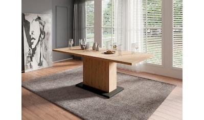 Homexperts Esstisch »Aiko«, mit Auszugsfunktion, Breite 160-200 cm kaufen