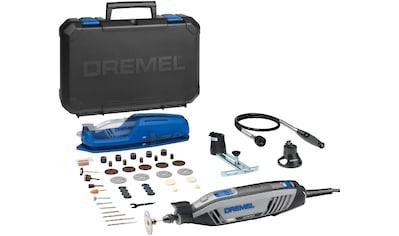 DREMEL Multifunktionswerkzeug »4300 - 3/45«, inkl. 45 - tlg. Zubehörset kaufen