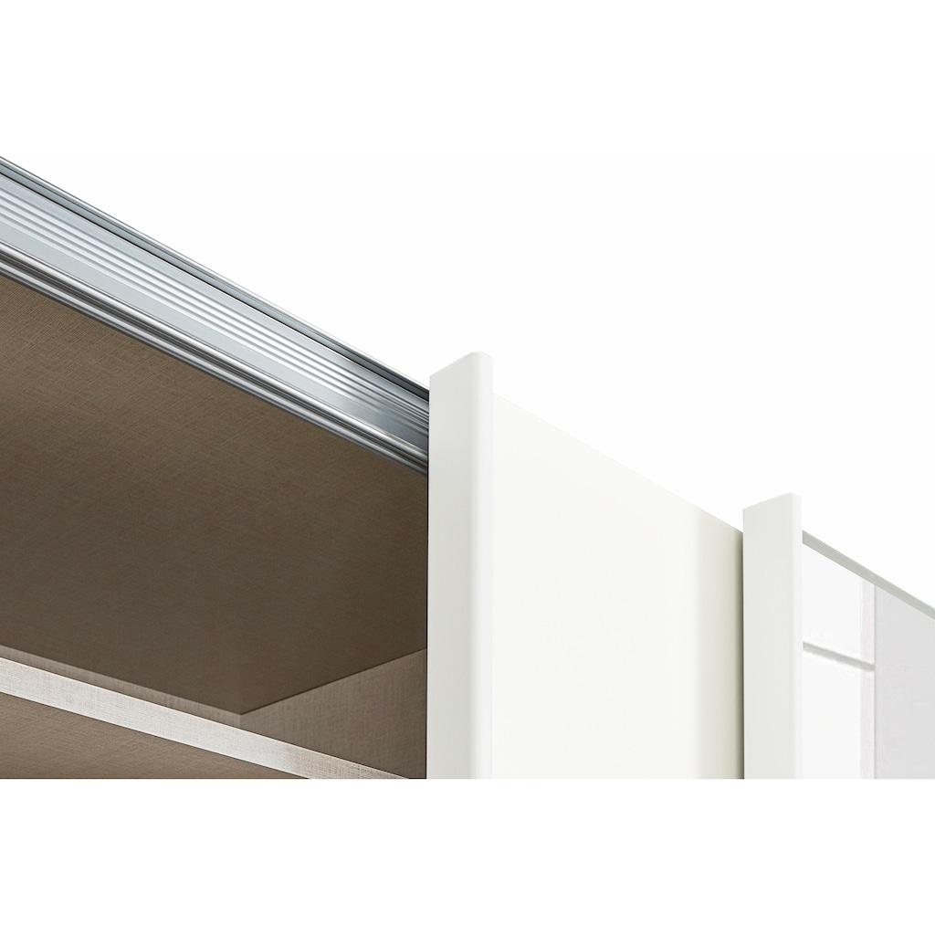 rauch BLUE Schwebetürenschrank »Tubona«, mit umfangreicher Innenausstattung