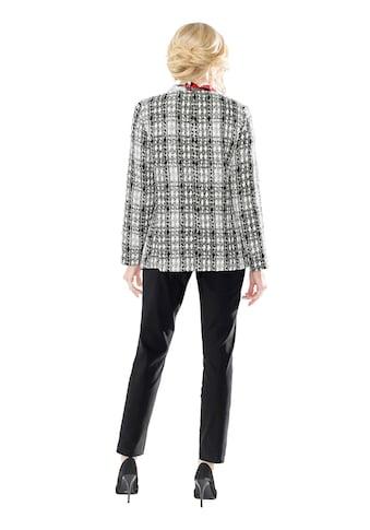 Classic Basics Hose mit Zier - Reißverschlussblende kaufen