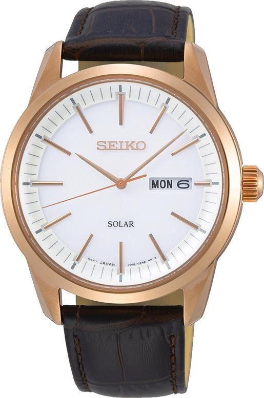 Seiko Solaruhr SNE530P1 | Uhren > Solaruhren | Seiko
