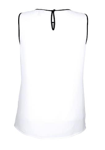 Alba Moda Blusentop im Lagen-Look kaufen