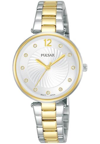 Pulsar Quarzuhr »Pulsar Damen Quarz, PH8492X1« kaufen